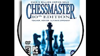 Chessmaster 10th Edition Gameplay (Windows 8 compatible)