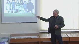 Урок в музее по истории становления ВПК