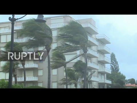 LIVE:  Hurricane Matthew approaches West Palm Beach