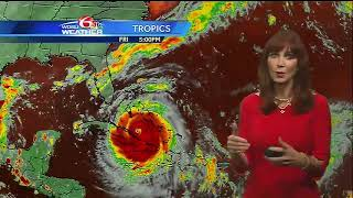 Friday Night: Tropics. Irma, Jose, Katia