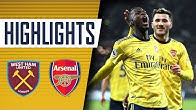 Pepe with a special goal! | West Ham 1-3 Arsenal | Premier League highlights