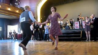 Savoy Swing Jam 2012: Lindy Classic Finals