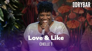 The Difference Between Love And Like. Chelle T