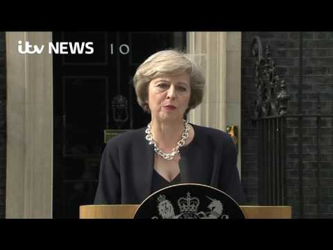 Theresa May Prime Minister's speech: In full