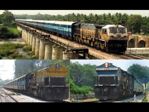 Legendary TIPPU Superfast Express - The King of Mysore Division