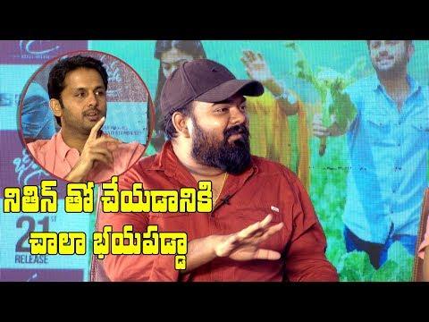 I Was Feared To Do Film With Nithiin: Venky Kudumula || Bheeshma Team FUNNY Interview || Ig Telugu