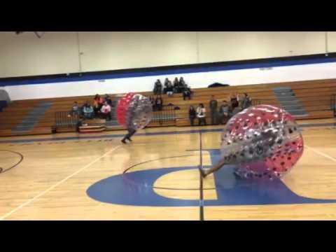 BorderSmash Knockerball - Presidio High School 2