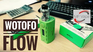 Wotofo Flow Subohm Tank - Initial Thoughts
