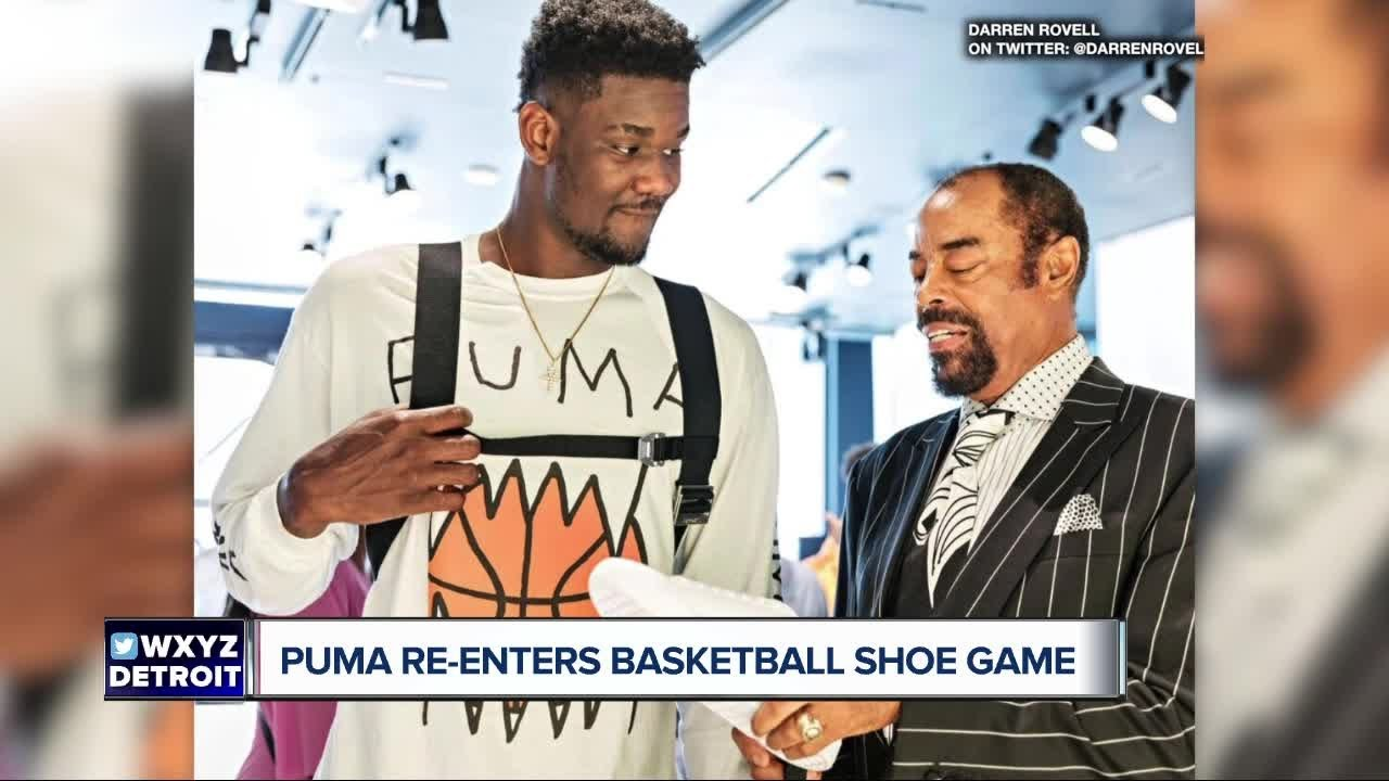 7e8447958991 Puma signs Deandre Ayton and Marvin Bagley