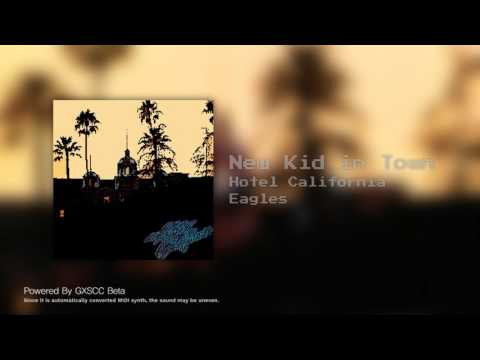 Eagles - Hotel California (Full Album) - 8 Bit Version