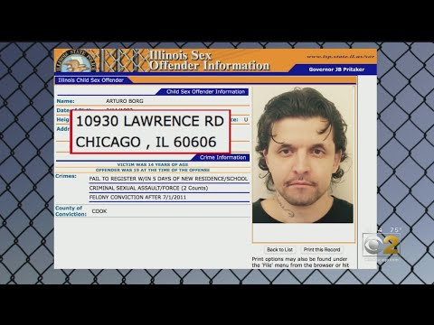 Chris Michaels - Illinois Sex Offender Registry Filled With Bogus Addresses