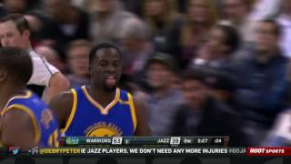 golden state warriors at utah jazz december 8 2016