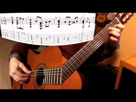 GREENSLEEVES (Video + score) download sheet music