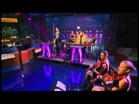 "Chromeo - ""Night By Night"" 9/20 Letterman (TheAudioPerv.com)"