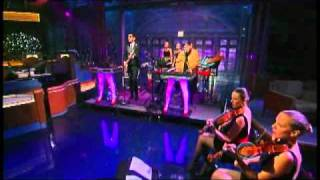 Chromeo Night By Night 9 20 Letterman TheAudioPerv Com