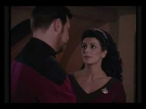 riker and troi relationship with god