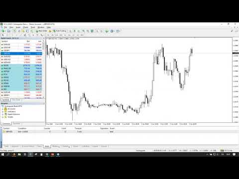 "Master in trading, lesson 3: ""Deepen your knowledge in Metatrader platforms"""