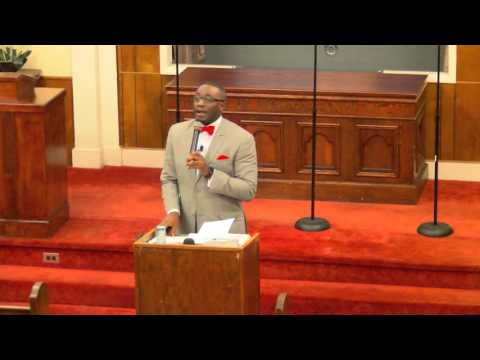 Pst. Daniel Kelly | The Key To Receiving The Holy Ghost Power | February 19 2016