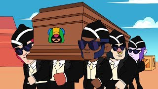BRAWL STARS ANIMATION: COFFIN DANCE MEME