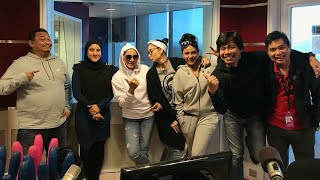 Terbaik Giler Kumpulan Elite Belanja Lagu 'Tamparan Wanita' Kepada Geng Sepahtu!