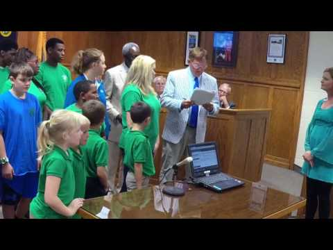 Bladen County Board of County Commissioners Meeting for October 3rd, 2016