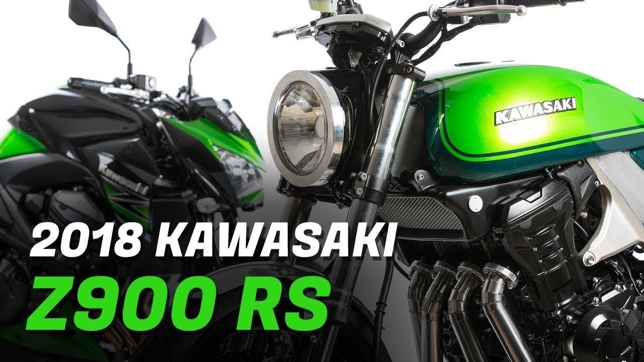 2018 Kawasaki Z900RS First Look In USA