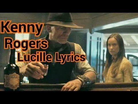 Kenny Rogers Lucille Lyrics