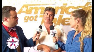 "Simon Cowell Shares His Feeling On The AGT Results: ""I Was Upset, Surprised and Happy""!"