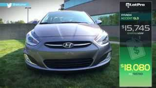 2015 Hyundai Accent GLS Review LotPro
