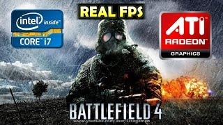 Battlefield 4 on Radeon HD 5770 - 720p vs. 1080p FPS Test