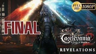 Castlevania: Lords of Shadow 2 Revelations DLC Final Ending Alucard Gameplay Español PC/PS3/Xbox360