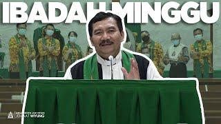 Ibadah Minggu - 25 Oktober 2020 // GKJW Jemaat Wiyung