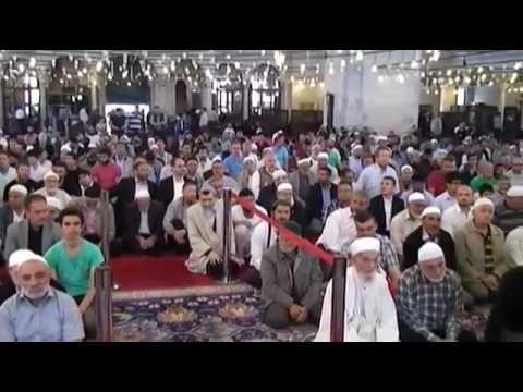 Nur Suresi - Abdel Rahman Al 'Ossi عبدالرحمنالعوسي النّور İstanbul'daki programdan.