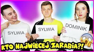 CAŁA PRAWDA O NAS!  *zakazane pytania* | Dominik Rupiński & Sylwia Lipka & Smav