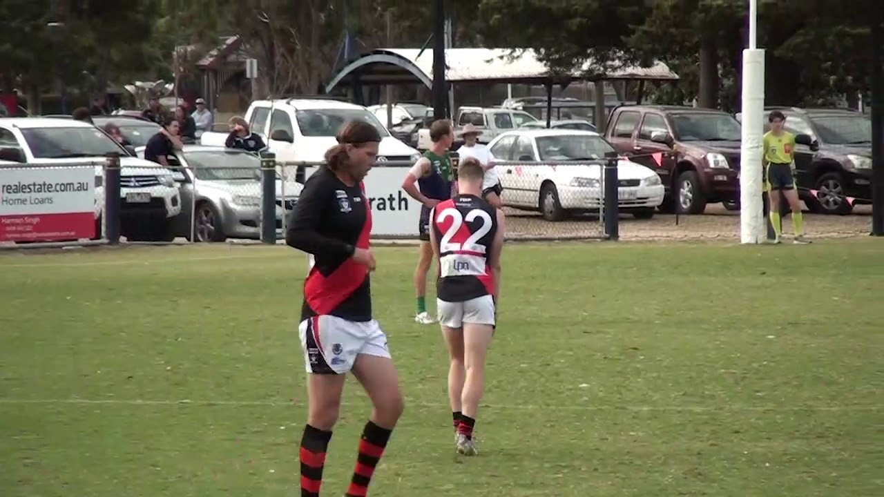 Rd 3 Newtown Goals
