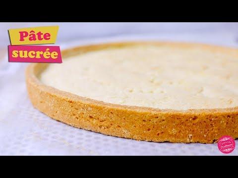 🥧-recette-de-la-pate-sucree-🥧
