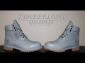 TIMBERLAND 6-INCH GREY BROGUE BOOTS/REVIEW & ON FEET 2017