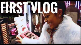 Jayda's First Vlog