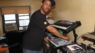 """DJ Boogie Blind On Making Pharoahe Monch's """"P.T.S.D."""""""