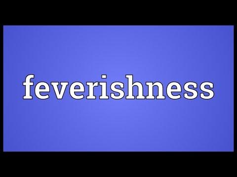 Header of feverishness