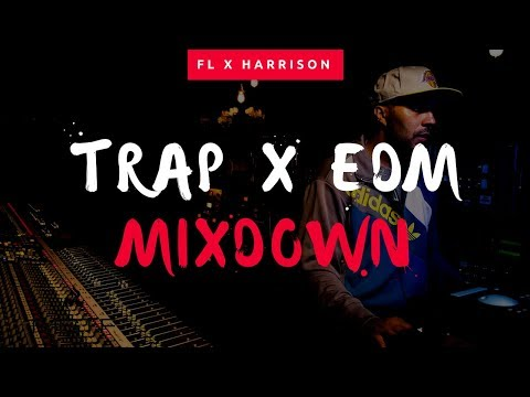 Harrison Mixbus V4 | FL Studio For Mac | Trap X EDM Instrumental Mixdown