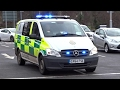 South East Coast Ambulance Service // Mercedes Benz Vito Specialist Paramedic Unit // Responding
