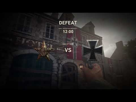 Cod WW2: salt with a hint of fries