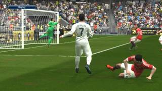 best goals pes 2016 by mateuszcwks