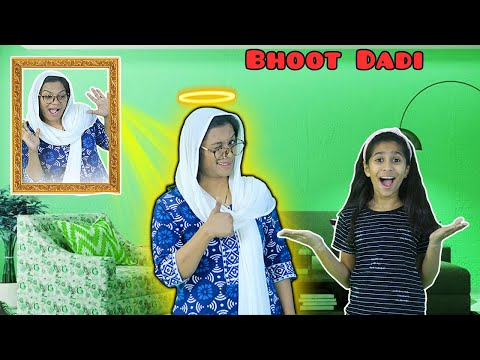 Pari Ki Bhoot Dadi Ayi Usko Milane | Fun Story | Pari's Lifestyle