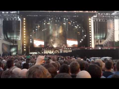 Acdc Back In Black Dresden Youtube