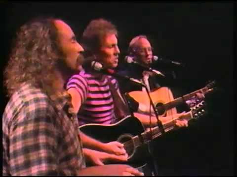 Crosby Stills Nash - Wasted On The Way Lyrics | MetroLyrics