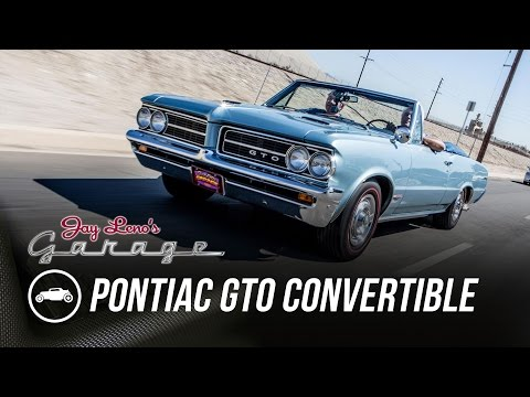 1964 Pontiac GTO Convertible – Jay Leno's Garage