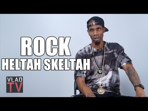 Rock (Heltah Skeltah) on How He Got Face Scar, Forming Boot Camp Clik (Part 2)