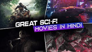 Top 10 Great Sci-Fi Movies With Unique Concept in Hindi | Best Science Fiction Movies in Hindi